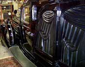 1937 Packard Funeral Car