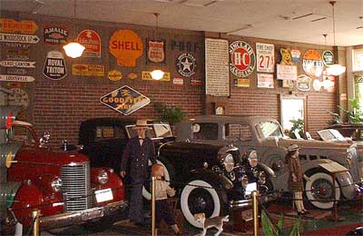 Were More Than Just Cars - Classic car museum